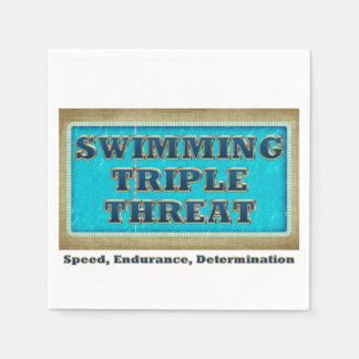 TOP Swim Triple Threat Napkin