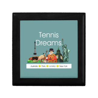 TOP Tennis Dreams Gift Box