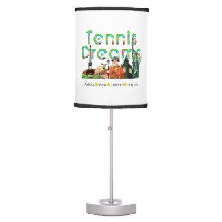 TOP Tennis Dreams Table Lamp