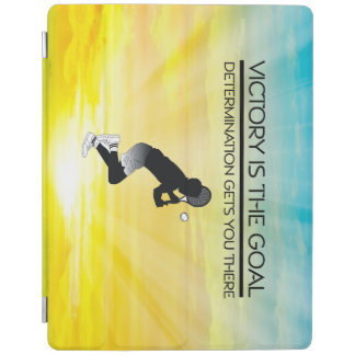 TOP Tennis Victory Slogan iPad Cover