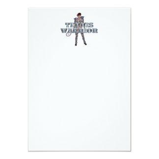 TOP Tennis Warrior Card