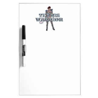 TOP Tennis Warrior Dry Erase Board