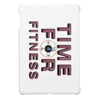 TOP Time for Fitness iPad Mini Case