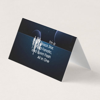 TOP Track All in One Business Card