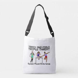 TOP Track Triple Threat Crossbody Bag