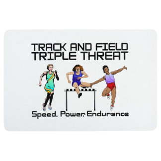 TOP Track Triple Threat Floor Mat