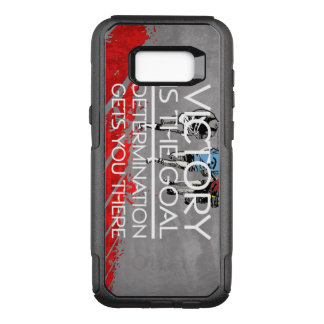 TOP Track Victory Slogan OtterBox Commuter Samsung Galaxy S8+ Case