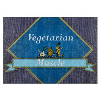 TOP Vegetarian Muscle Cutting Board