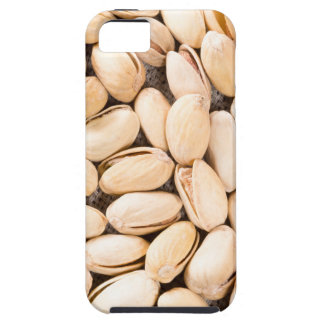 Top view of a lot of salty pistachios iPhone 5 cases