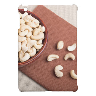 Top view of breakfast for raw foodists iPad mini cover