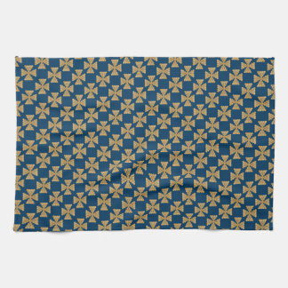 Top view of the hunt cartridges kitchen towel