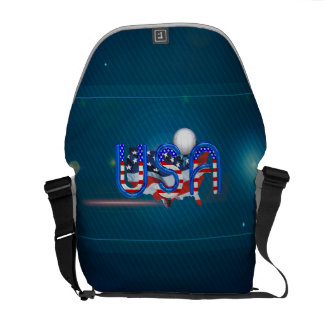 TOP Volleyball in the USA Courier Bag