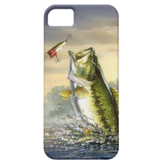 Top Water Action - Largemouth iPhone 5 Case