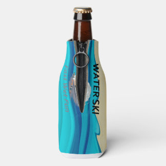 TOP Water Ski Bottle Cooler