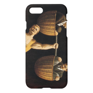TOP Weightlifting Old School iPhone 8/7 Case
