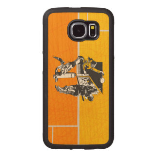 TOP Women's Volleyball Wood Phone Case
