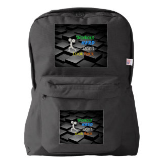 TOP Workout Hard Backpack