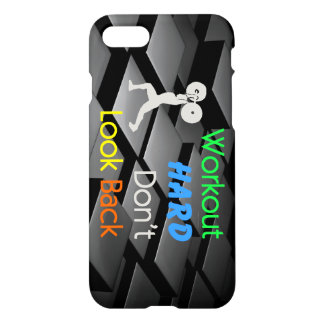 TOP Workout Hard iPhone 7 Case