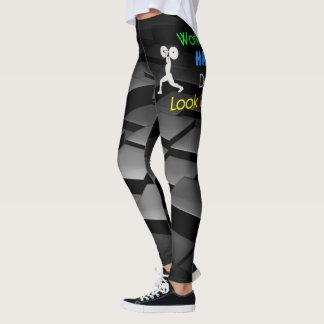 TOP Workout Hard Leggings