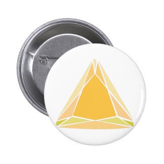 Topaz Jewel 2 Inch Round Button