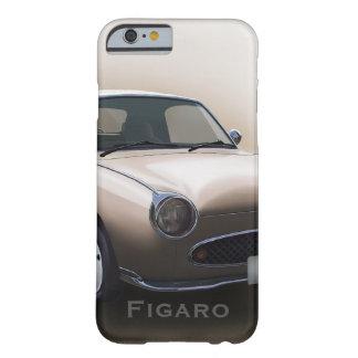 Topaz Mist Nissan Figaro Customised iPhone 6 Case