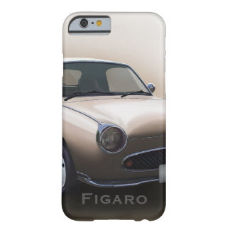 Topaz Mist Nissan Figaro Customised iPhone 6 Case Barely There iPhone 6 Case