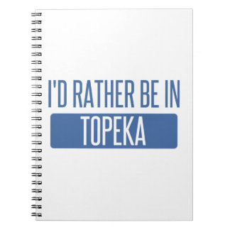 Topeka Notebooks