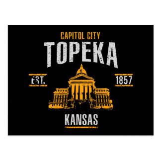Topeka Postcard