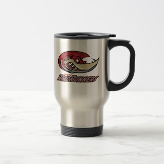 Topeka RoadRunners Travel Mug