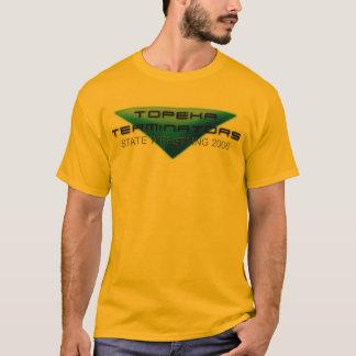 TOPEKA TERMINATORS 2006 T-Shirt