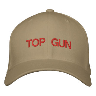TOPGUN EMBROIDERED HAT