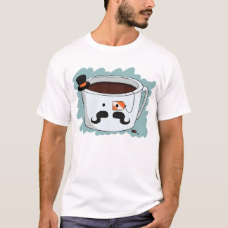Tophat Teacup T-Shirt