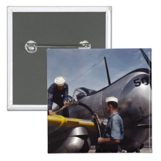 Topping Off The Tanks 1942 Pin