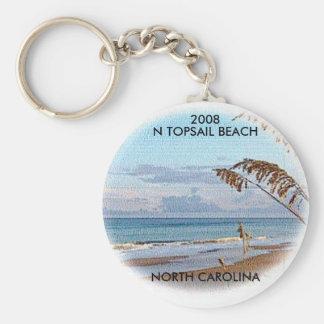 TOPSAIL BEACH 1, NORTH CAROLINA, , N TOPSAI... KEYCHAIN
