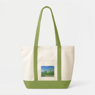 TOPSAIL BEACH 2, N TOPSAIL BEACH, NORTH CAROLIN... TOTE BAG