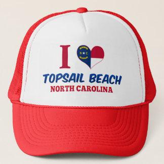 Topsail Beach, North Carolina Trucker Hat