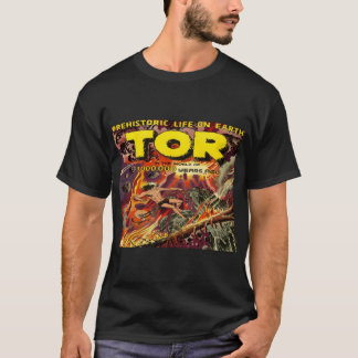 TOR Classic Comic Book Cover #3 - Dark T-Shirt