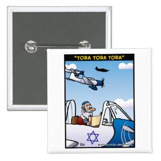 """Tora! Tora! Tora!"" Pinback Buttons"
