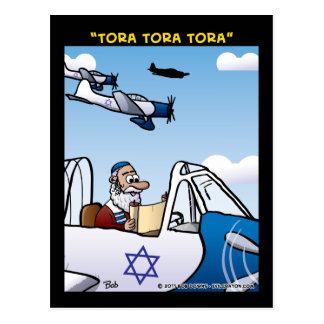 """Tora! Tora! Tora!"" Postcard"