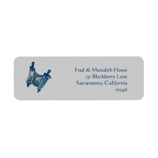 Torah Classic Address LABELS2 Return Address Label