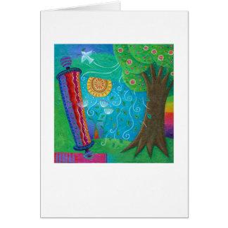 Torah Whimsy Card