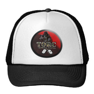 TORC LOGO STYLE PRODUCTS MESH HATS