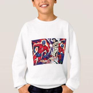 Torch Man and Torch Boy Sweatshirt
