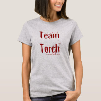 Torche d'équipe t-shirt