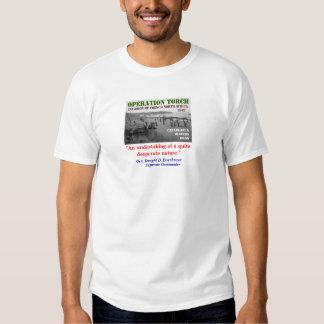 Torche d'opération tee shirt