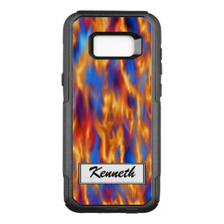 Torched by Kenneth Yoncich OtterBox Commuter Samsung Galaxy S8+ Case