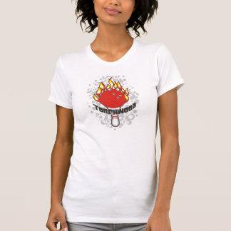 Torchwood Bowling Team (grey print)Shirt T-Shirt