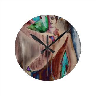 toreador new round clock