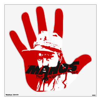 Torgo's Hand Wall Sticker