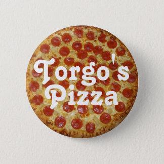 Torgo's Pizza 2 Inch Round Button